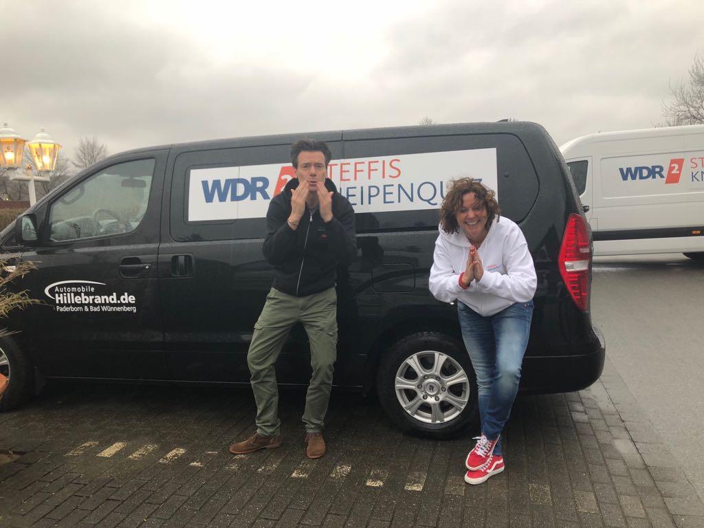 Wir Unterstützen Steffis Kneipenquiz Von Wdr 2 Automobile